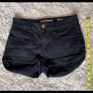 Pacsun Bullhead Denim Shorts